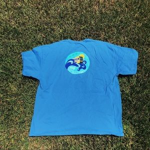 🦋3 for $30 Blue Los Angeles T-Shirt